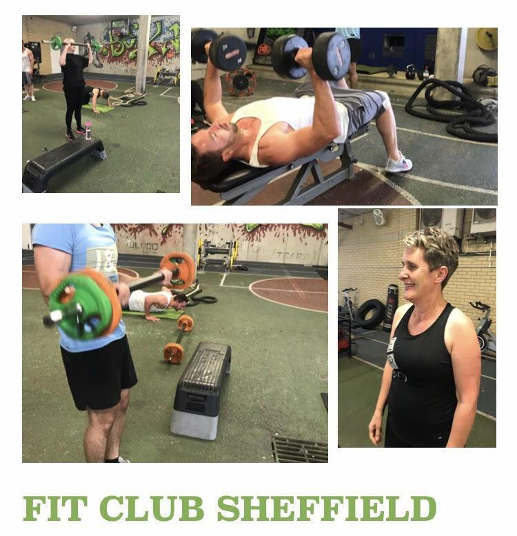 1 Week Free Trial of Fit Club Bootcamp @ Be X Fitness