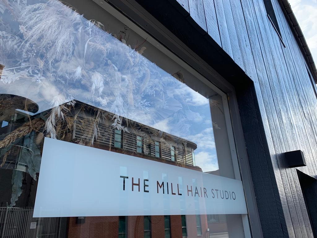 The Mill Hair studio