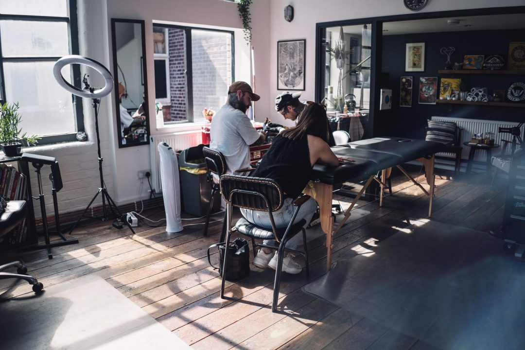 The Workhouse Tattoo Co.