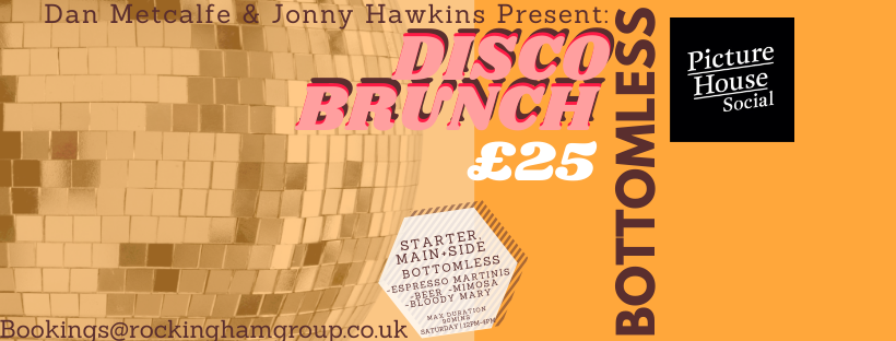 Disco Brunch at Picture House Social