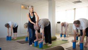 Yoga at the Reach Sheffield