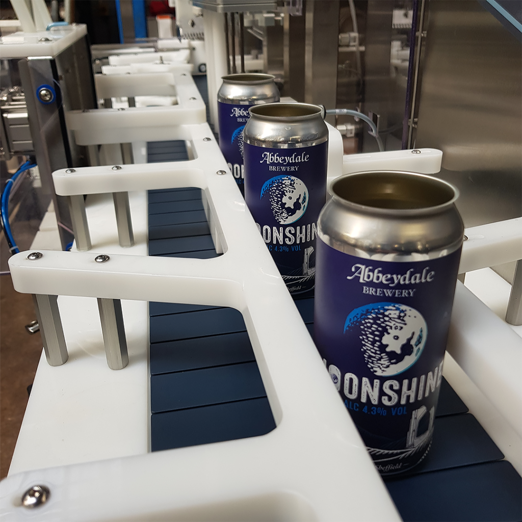 Abbeydale Brewery's Moonshine in a can