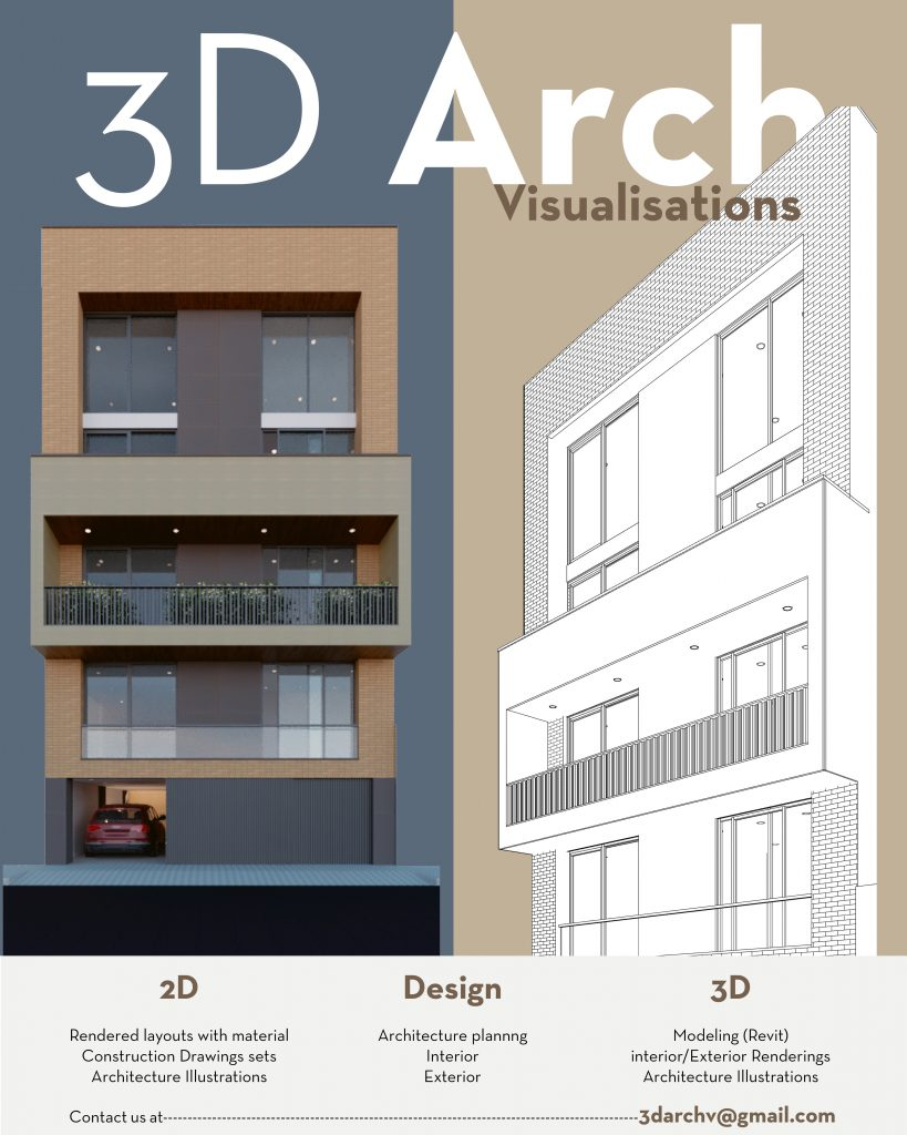 Meet 3D Arch Visualisations