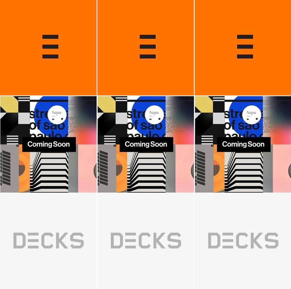 Decks launch