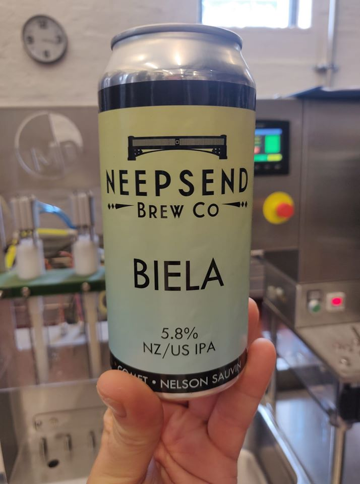Neepsend Brewery cans