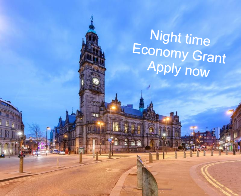 Council offer grants to boost Night Time Economy