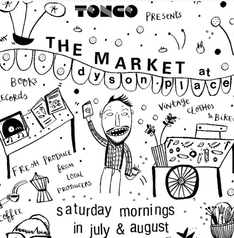 The Market at Dyson Place