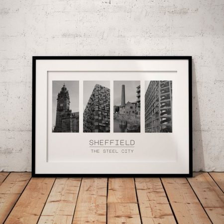 Sheffield Photography Print