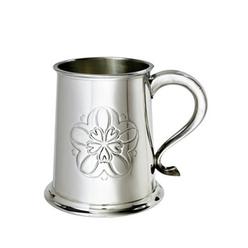 Yorkshire Rose Tankard