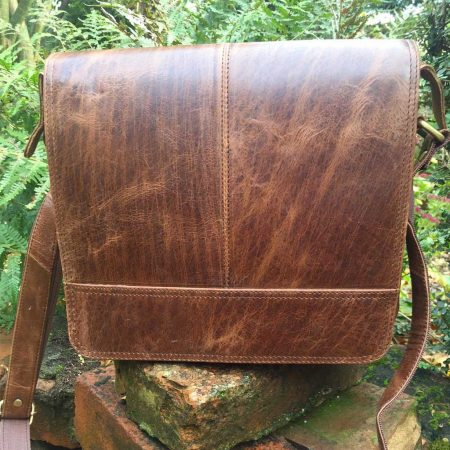Buffalo Skin Satchel