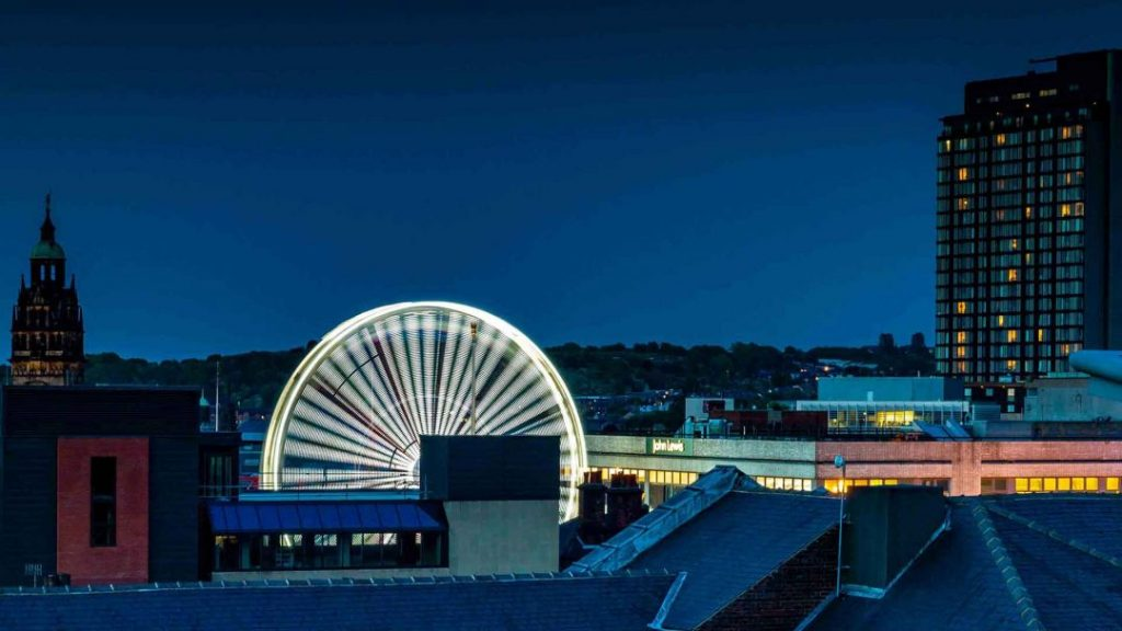 This Is Sheffield Header
