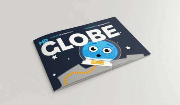Mr Globe Sheffield Children's Book