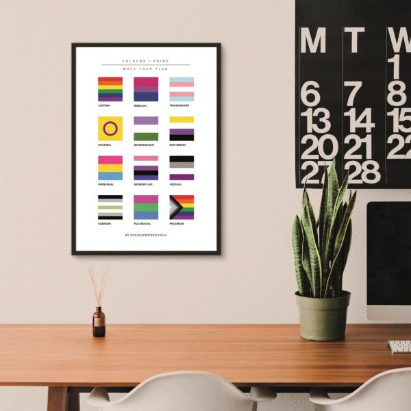 6. Colours of Pride Print scaled