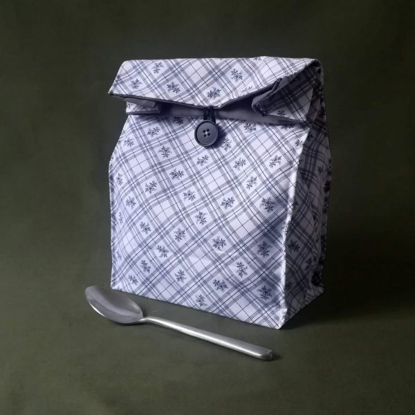 Blue Lunch Bag scaled