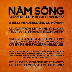 Nam Song Supper. Club