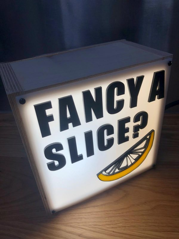 Fancy a slice scaled