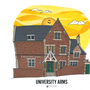 The University Arms